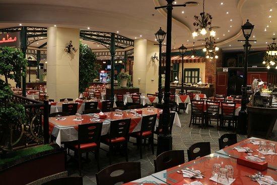Danial Restaurant Dubai Sheikh Zayed Rd Downtown