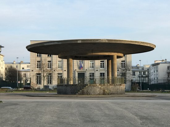 Brest, France: Place Wilson