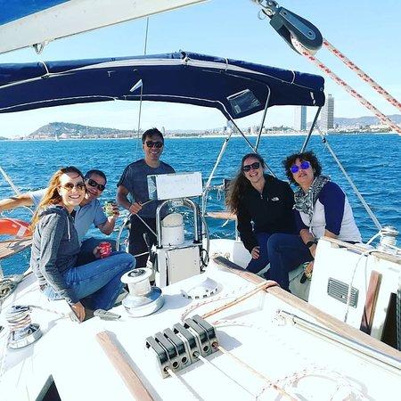 Sailing La Vida