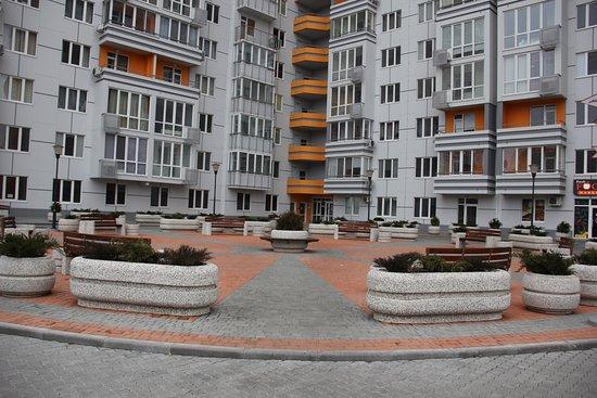 Window View - Picture of Sky-Apartments, Odessa - Tripadvisor