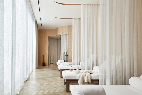 Spa Relaxation Area Picture Of Park Hyatt Bangkok Tripadvisor