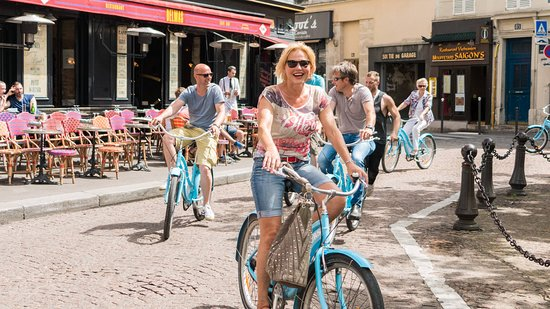 Blue Fox Travel - Blue Bike Tours