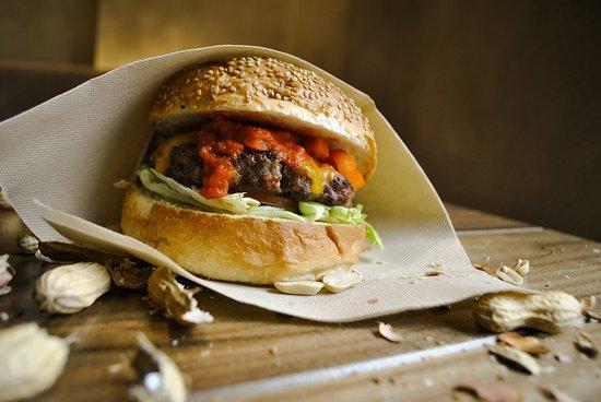 Bonate Sopra, อิตาลี: B&Burger
