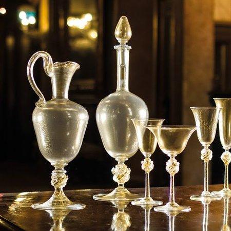 collezione classica Bicchieri eseguiti a mano