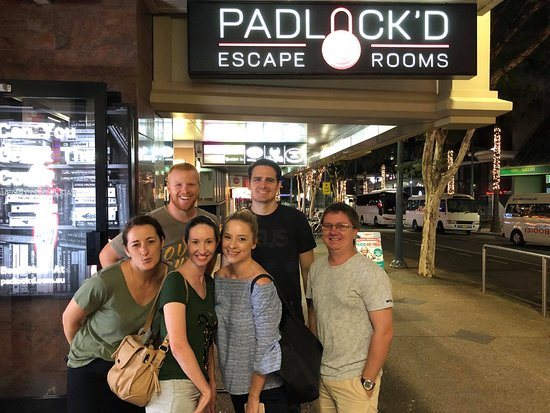 ‪Padlockd Escape Rooms‬