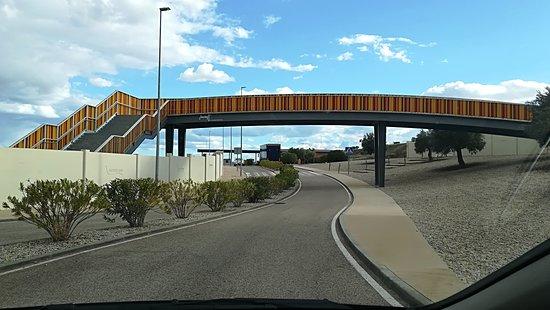 Circuito Alcañiz : Ingresso circuito picture of motorland aragon alcaniz tripadvisor
