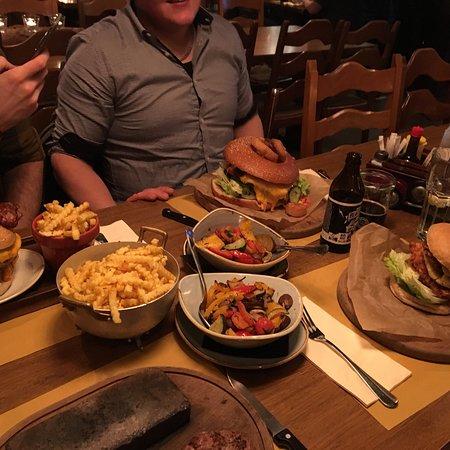 Sursee, Schweiz: Restaurant Baragge