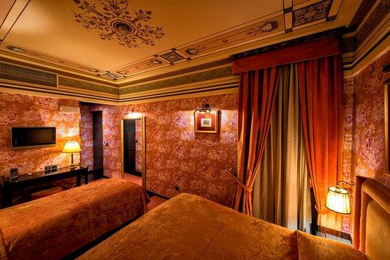 interesting decoration - Review of Maison Grecque, Patras - TripAdvisor