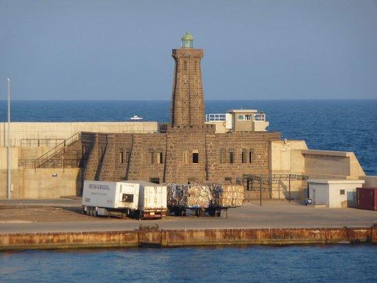 Melilla, Spain: Torre Baliza del Morro