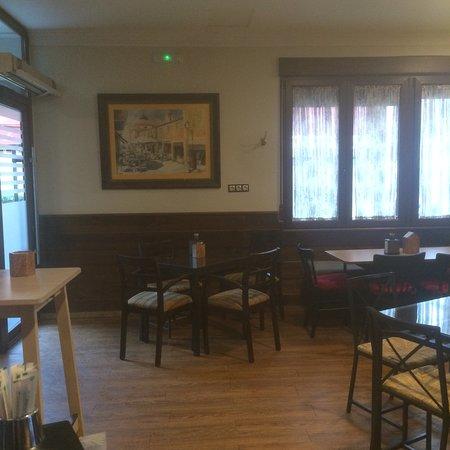 Castellar de Santisteban, Espagne : Café Bar Luís