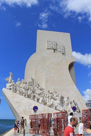 Padrao dos Descobrimentos: Monumento