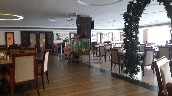 Interior Of The Restaurant Picture Of Open Flame Restaurant Thrissur Tripadvisor