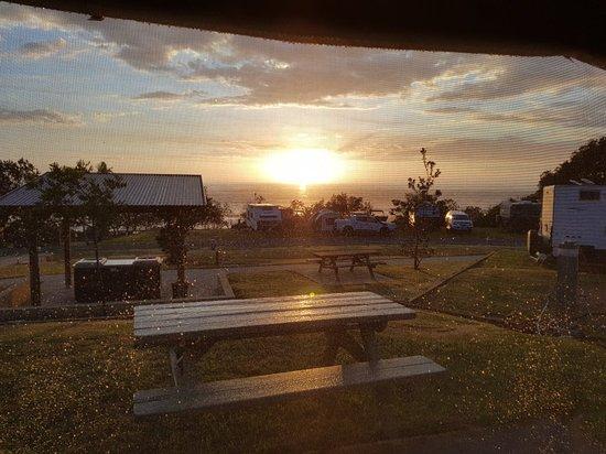 Sunrise at Bonny Hills