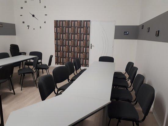 Mulsanne, Frankrijk: Salle de groupe