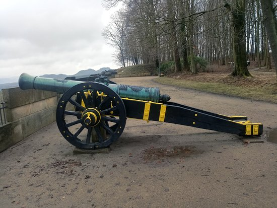 Bastei: Пушка в крепости Кенингштайн