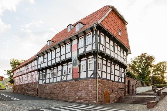 """Heilbad Heiligenstadt, Germany: Literaturmuseum """"Theodor Storm"""""""