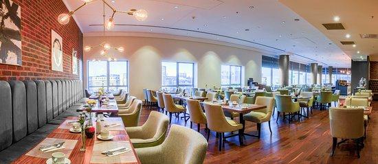 Radisson Blu Hotel Sandton, Johannesburg: Breakfast