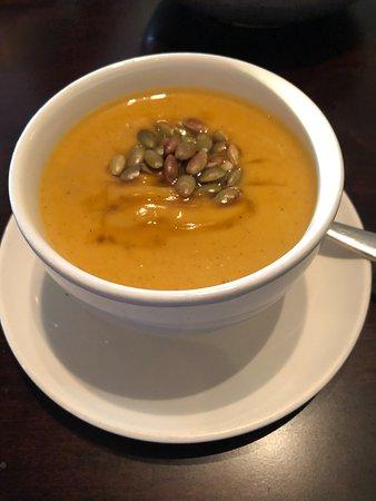 Glen Mills, Pensilvania: Butternut Squash Soup