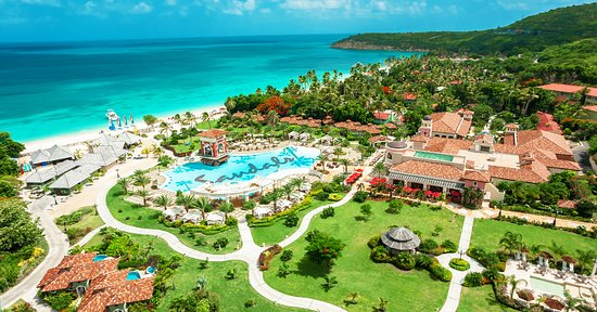 Sandals Antigua Resortamp; SpacaraibiPrezzi 2019 Grande E Recensioni hrdCtQxs