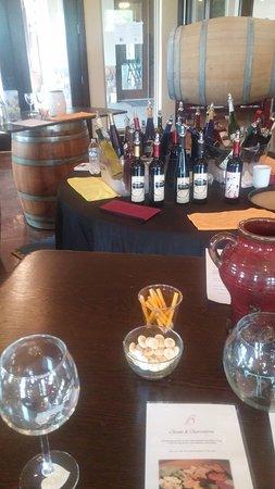 Plantersville, Τέξας: Wine Tasting