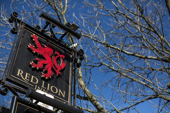 The Red Lion Inn: The Red Lion Shamley Green