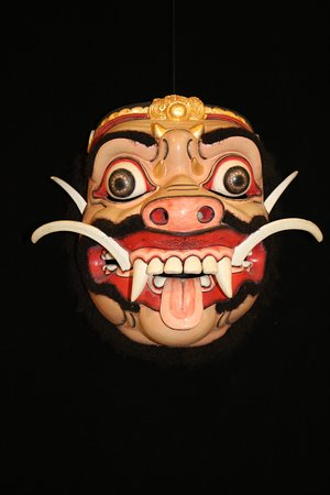 Setia Darma House of Mask and Puppets : Great character masks.
