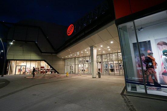 Arena Centar: ห้างนี้ค่ะ