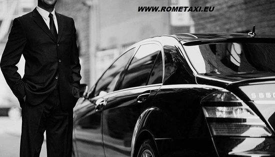 Rome Taxi Sammarco