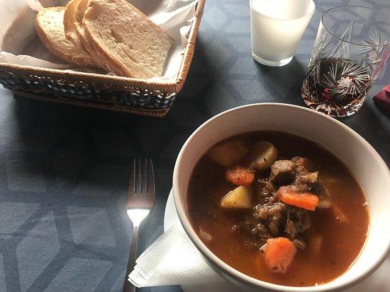 Dessel, Belgia: soep