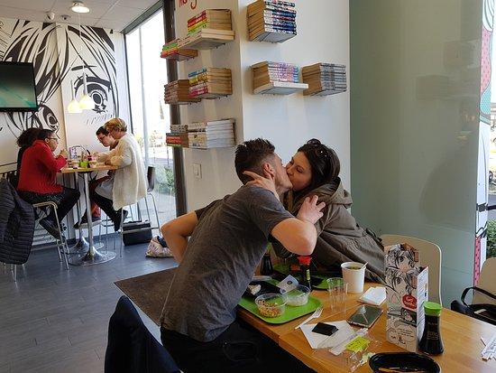 go 39 sushi n mes 30 chemin du capouchine restaurant avis num ro de t l phone photos. Black Bedroom Furniture Sets. Home Design Ideas