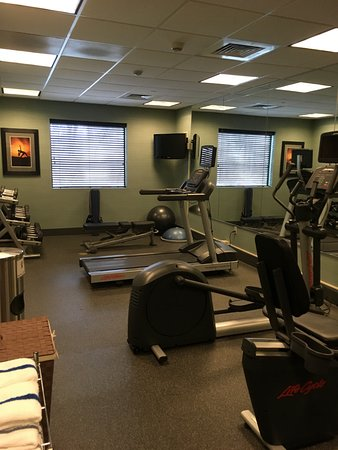 Selinsgrove, PA: Fitness Center