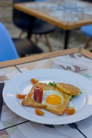 Distrito de Famagusta, Chipre: 2-Way French Toast