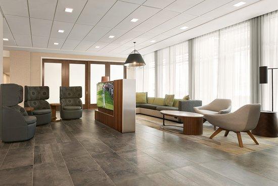 Woodbury, MN: Lobby Sitting Area