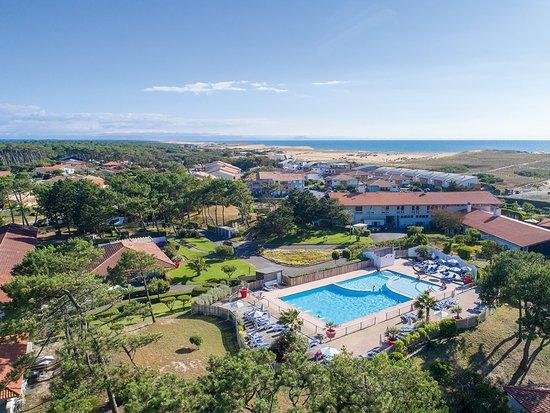Belambra clubs les vignes hotel capbreton france for Site pour les hotels