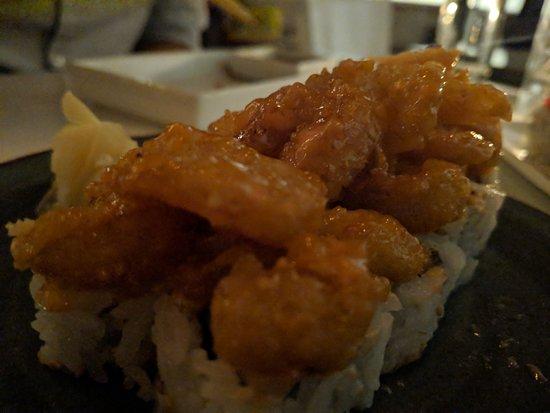 Katsuya: Shrimp Roll