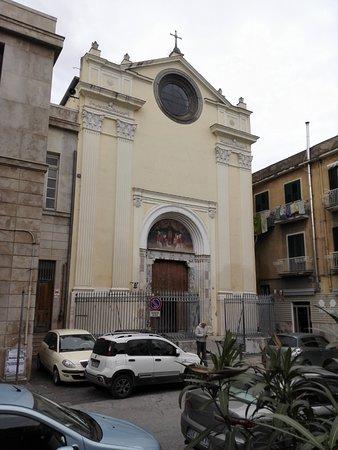 Facciata della Chiesa di San Biagio a Nola