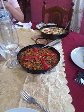 El Hoyo, Argentina: El Meson Andaluz