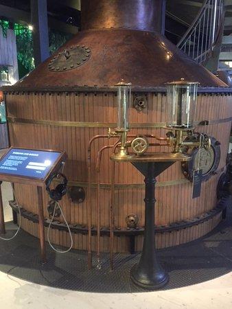 Spritmuseum: Permanent exhibit about the distillation of vodka.