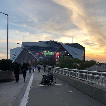 Mercedes-Benz Stadium (Atlanta) - All You Need to Know ...