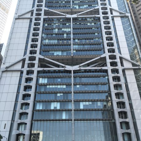 Hsbc main building hong kong 2018 all you need to know before you go with photos tripadvisor - Hsbc hong kong office address ...