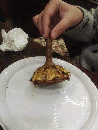 Alcachofa 4€