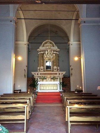 Pienza, Italy: Chiesa della Misericordia