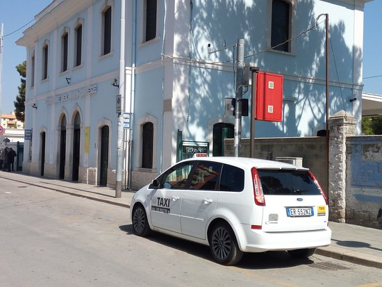 Province of Barletta-Andria-Trani, อิตาลี: Stazione di Andria puglia (italy)