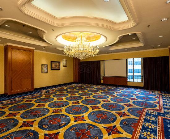 Meeting Rooms at the Hongqiao Jin Jiang Hotel