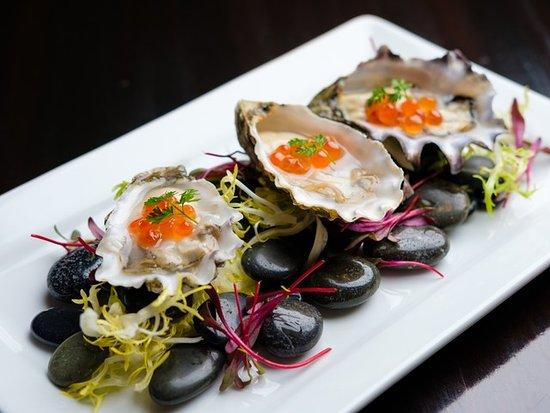 Burien, Ουάσιγκτον: Fresh Oysters on the half shell