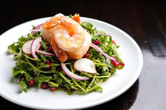 Burien, Ουάσιγκτον: Fresh Prawn Salad