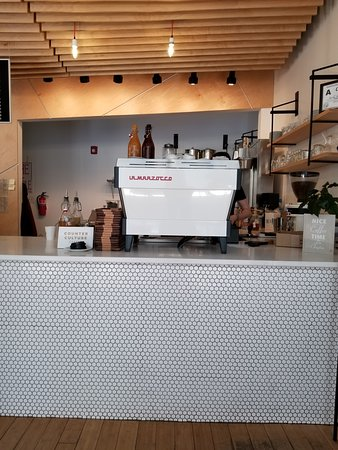 Not Just Coffee: Where the magic happens