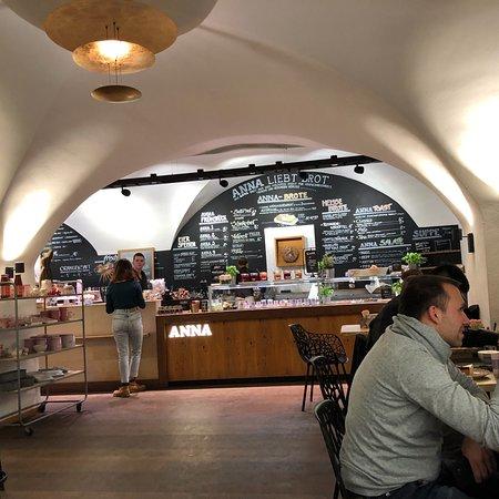 ANNA Liebt Brot und Kaffee Picture
