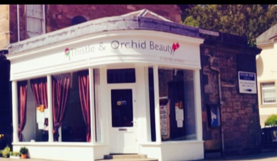 Pitlochry, UK: Our Little Beauticians shop