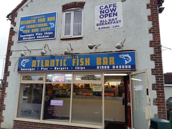 Atlantic Fish Bar Tidworth Restaurant Reviews Photos